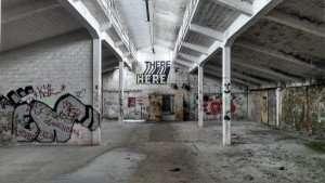 """I often go around the city to explore abandoned cities"""