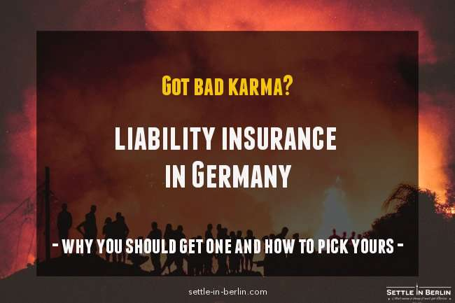 liability insurance Germany