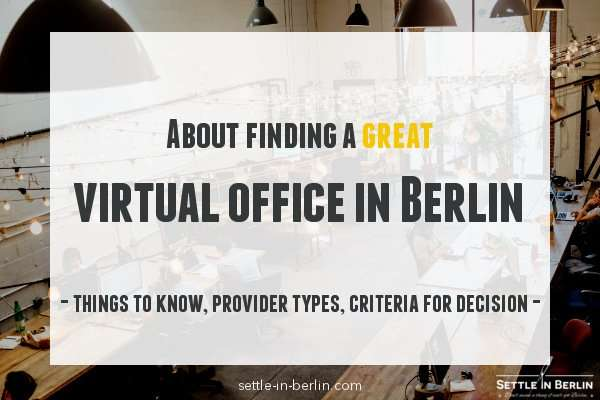 virtual office in berlin