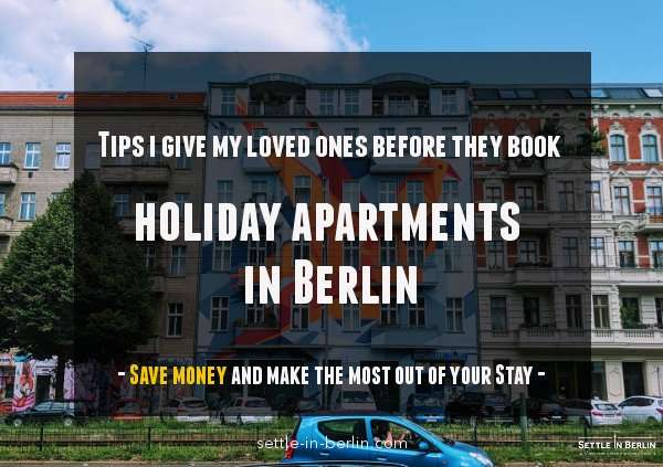 holiday apartments in berlin